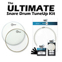 "Aquarian 14,14"" ULTIMATE SNARE DRUM TUNE-UP KIT"