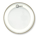 "Aquarian 10"" Super-2 Clear With Studio-X Ring"