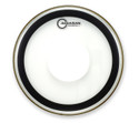"Aquarian 22"" Performance II Clear With Power Dot"