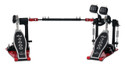 DW HEEL-LESS DOUBLE BASS DRUM PEDAL w/BAG