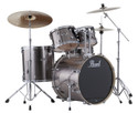 "Pearl Export Series 5-piece set  (10""x7""T, 12""x8""T, 16""x16""F, 22""x18""BD, 14""x5.5""SD), w/ HWP830 (Cymbals Sold Separately)"