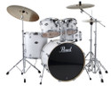 "Pearl Export Series 5-piece set EXX725S/C33 (10""x7""T, 12""x8""T, 16""x16""F, 22""x18""BD, 14""x5.5""SD), w/ HWP830 (Cymbals Sold Separately)"