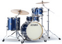 "Tama Superstar Classic 4pc 18""BD Jazz shell kit 14x18, 8x12, 14x14, 5x14 with single tom holder in Indigo Sparkle"
