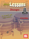 First Lessons Bongo Book/CD
