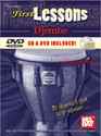 First Lessons Djembe Book/CD/DVD