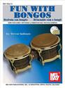 Fun With Bongos Book/CD
