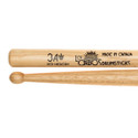 "Los Cabos 3A - Red Hickory  ""Center Cut"""