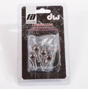 DW 8MM DW WING NUT 2012 VERSION 4-PACK