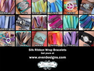 Silk Ribbon Colors