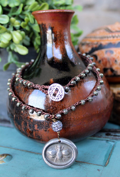 Be Yourself Bohemian Necklace