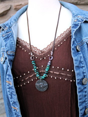 Free Love Bohemian Necklace