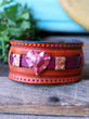 Lover Man Leather Cuff