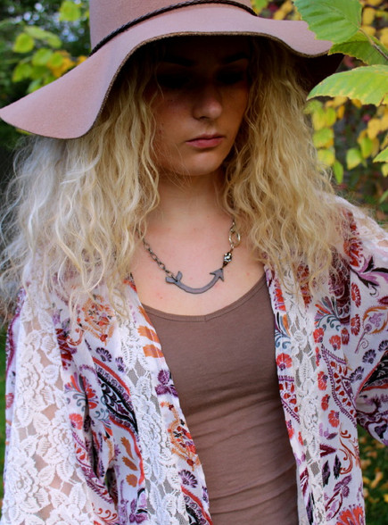 Arrow Boho Necklace