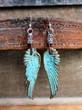 Angel Wing Boho Earrings