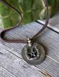 Good Luck Wrap Choker Necklace