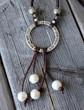 Dream Hope Trust Love Necklace