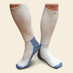 Organic Wool Boot Sock