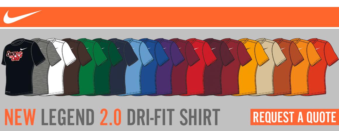 Custom Nike Shirts