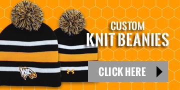 Custom Knit Beanies