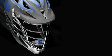 Custom Lacrosse Helmets