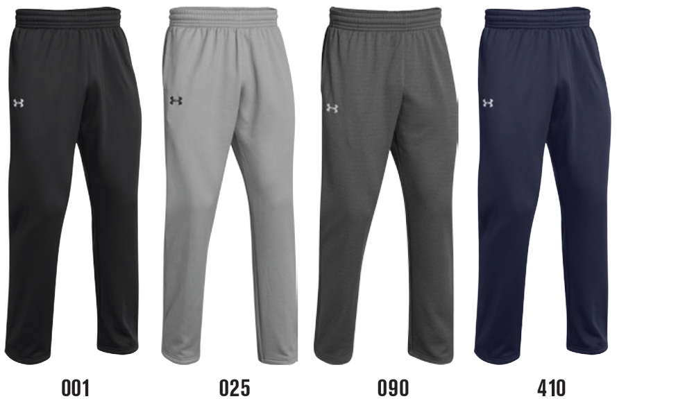 Custom Under Armour Storm Sweatpants