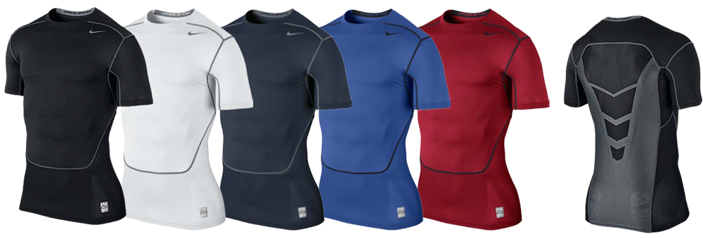 Custom Nike Hypercool Compression Shirt Elevation Sports