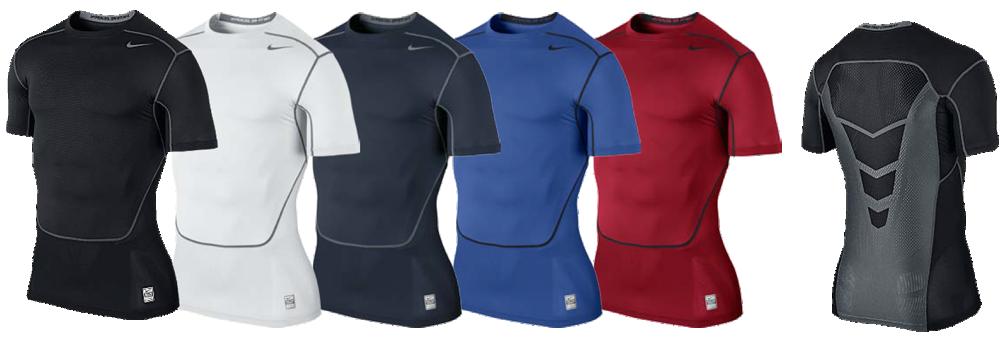 Custom Nike Hypercool Compression Shirt Elevation Sports