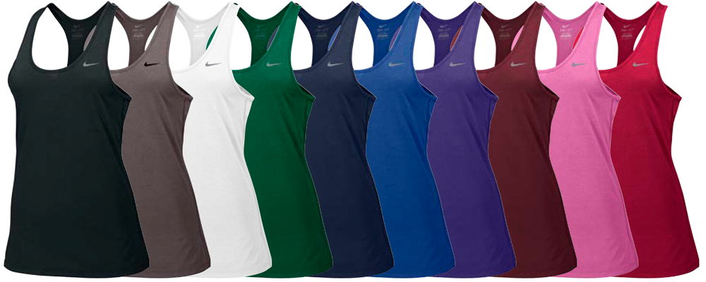 Nike Women's Balance Custom Tank Tops