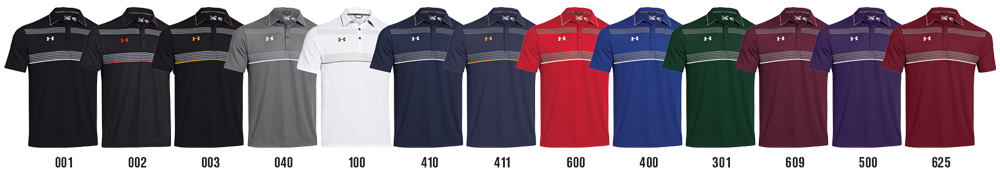Under Armour Conquest Custom Polo Shirt Elevation Sports
