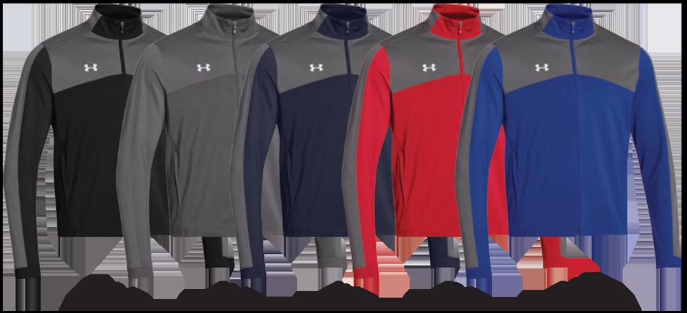Custom Under Armour Soccer Jackets