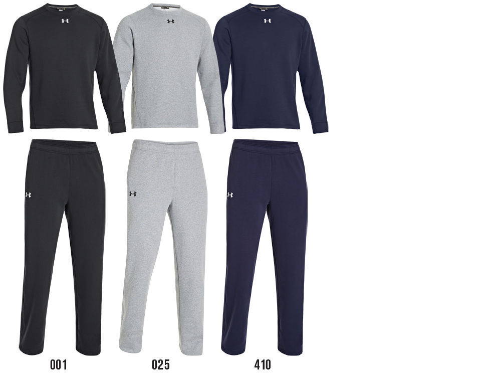 Custom Under Armour Rival Team Sweatpants