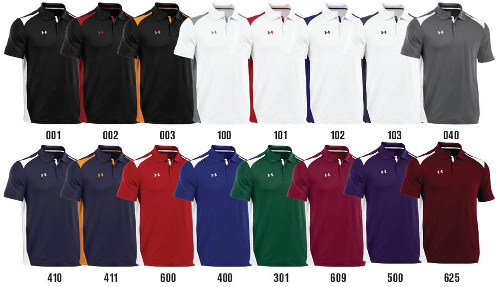 Underarmour Polo Shirts