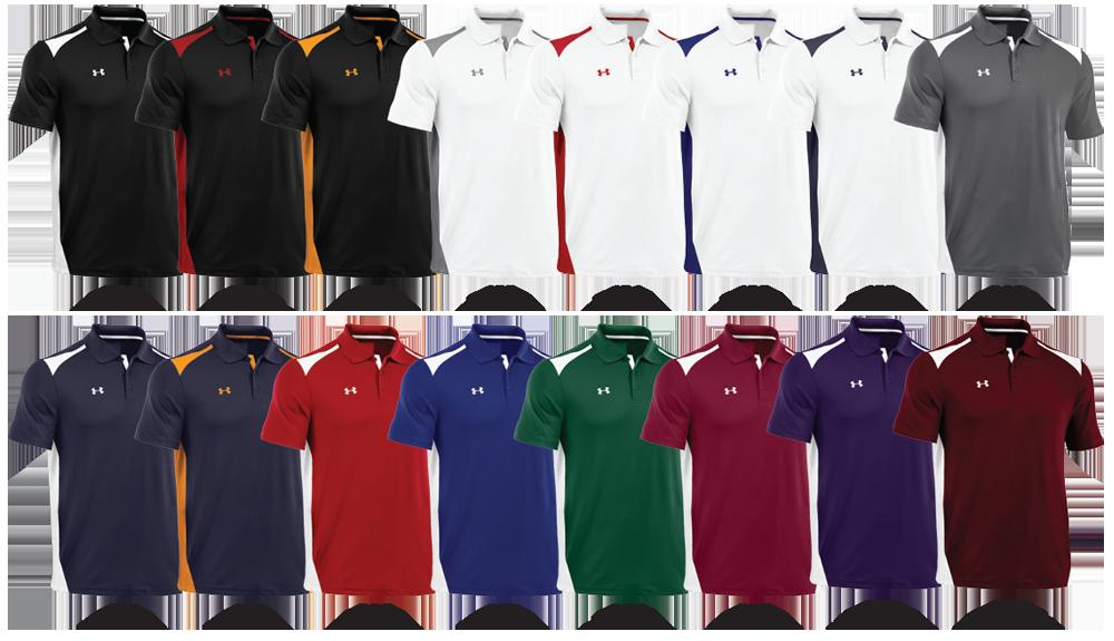Underarmour polo shirts for Under armour 3xl polo shirts