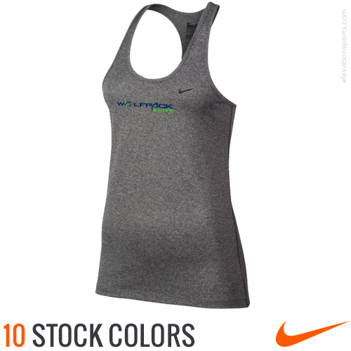 Custom Nike Women's Balance Tank Tops