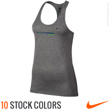Custom Nike Women's Balance Tank Tops