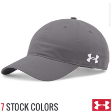 Custom Under Armour Hats - Relaxed Fit