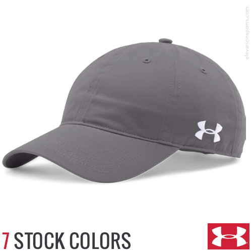 Custom Under Armour Hats   Relaxed Fit