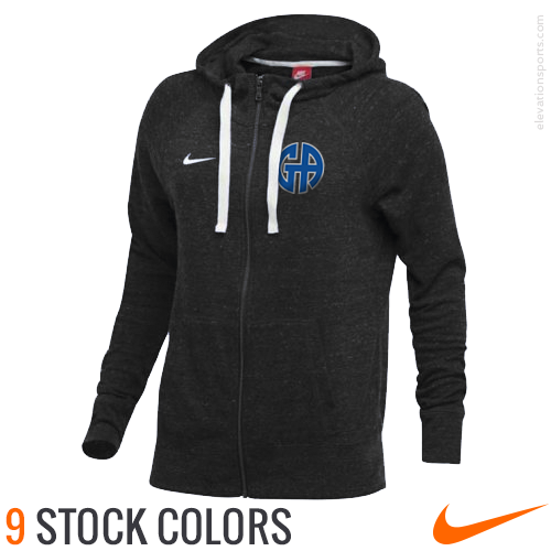 Nike Vintage Custom Women's Hoodies