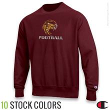 Champion Heavyweight Crewneck Custom Sweatshirts