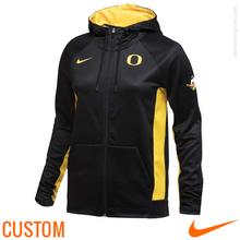 Custom Nike Women's Full-Zip Sublimated Hoodies