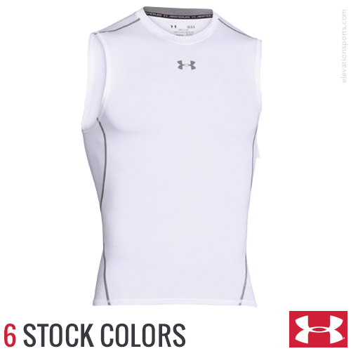 under armour sleeveless custom compression shirts