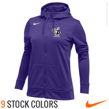 Nike Therma Full-Zip Custom Women's Hoodies