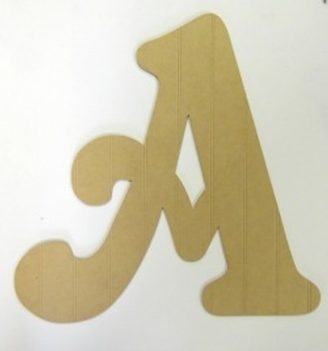 Wooden Beadboard Alphabet Beltorian Letters Wall Decor Paintable