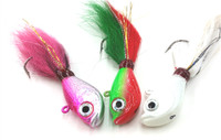 Fluke Killer Bucktail Jig