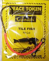 Single Hook Tilefish Rig