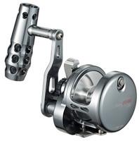 Maxel Ocean Max Jigging Reel - Gunsmoke/Silver