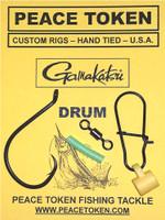 Drum Rig - Circle Hook with Fishfinder