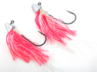 Tilefish Rigs - Monster Skirt Jig Rig (Double)