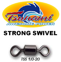 Swivels - Tsunami Strong Swivel