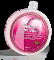 Line - Seaguar Pink Label Fluorocarbon (25 Yds)